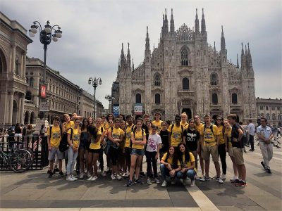 rotary summer camp milano